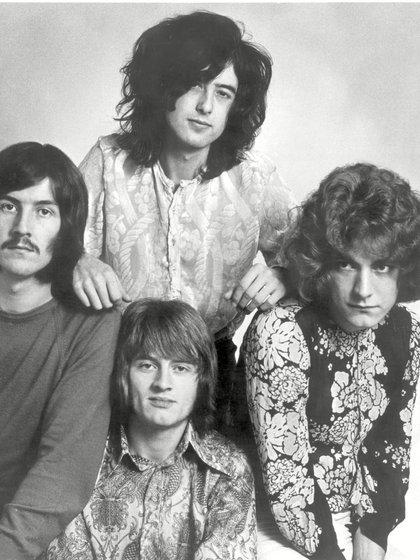 Led Zeppelin se había convertido en el grupo más importante del mundo, junto con los Rolling Stones. (Shutterstock)