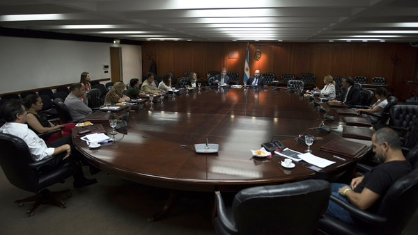Hoy juran los nuevos miembros del Consejo de la Magistratura de la Nación (foto de archivo)