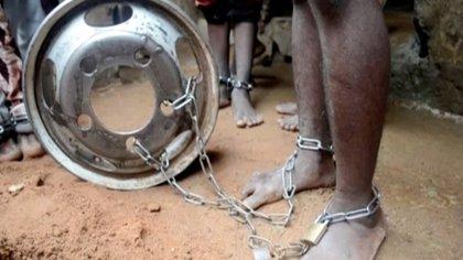 Las autoridades allanaron el colegio en Kaduna, en el norte de nIgeria, y encontraron a los menores en condiciones inhumanas (Reuters)