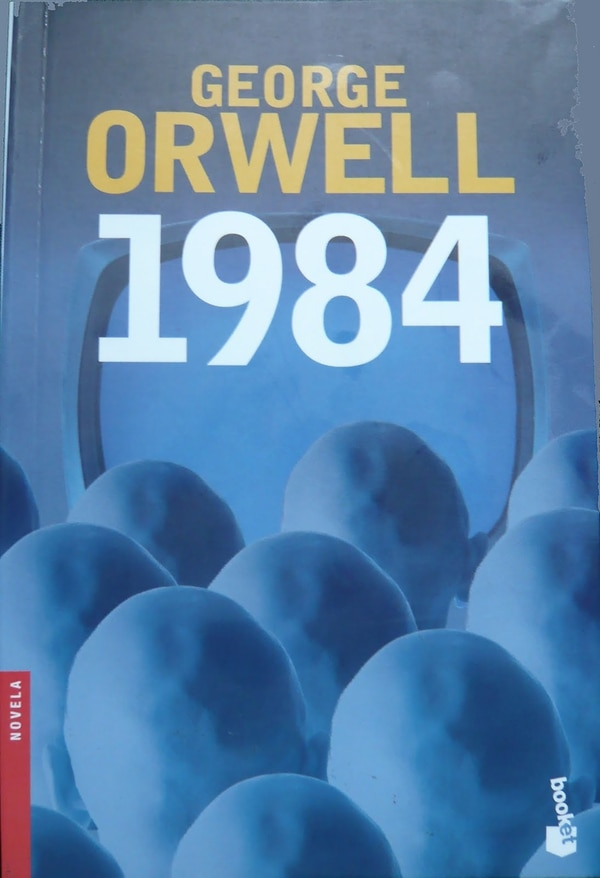 george orwells view of totalitarianism through the novel 1984 Error rating book refresh and try again 1984 quotes (showing 1-30 of ― george orwell, 1984 tags: inspirational 7830 likes.