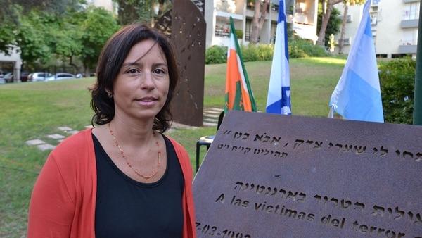El acto principal tuvo lugar en Kfar Saba (Marcelo Raimon)