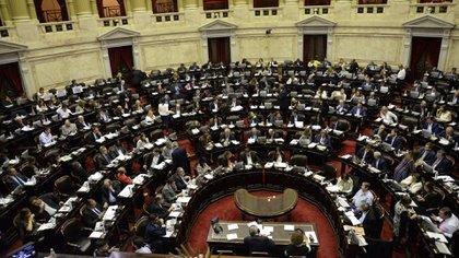 La polémica sobre el acuerdo entre el Gobierno y el FMI se metió en la agenda parlamentaria (Julieta Ferrario)