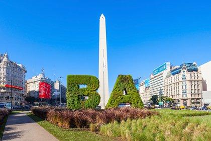 La Ciudad de Buenos Aires buscará recuperar estudiantes y atraer profesionales (Getty)