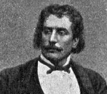 Enrique Ocampo, el pretendiente rechazado por Felicitas.