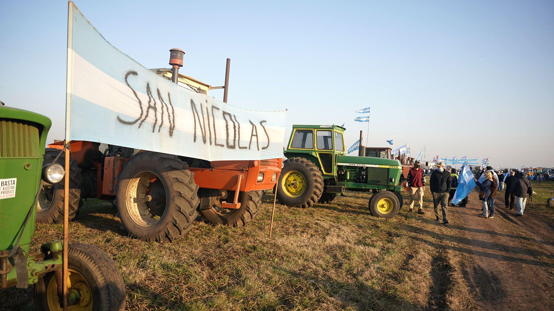 marcha-protesta-del-campo-hoy-9-de-julio-en-contra-del-gobierno-y-las-importaciones san nicolas