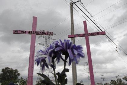19/01/2020 Imagen de archivo de una protesta contra los feminicidios. POLITICA CENTROAMÉRICA MÉXICO INTERNACIONAL NOTIMEX / ROMINA SOLIS