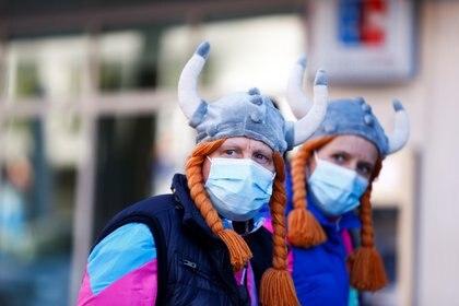 Colonia es posiblemente la ciudad alemana más asociada con las celebraciones de carnaval (REUTERS)