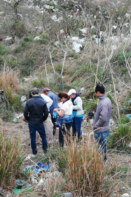 Jalisco encabeza la lista de las entidades con más cuerpos desterrados, de acuerdo con los informes del gobierno, en el estado —bastión del Cártel Jalisco Nueva Generación— se han exhumado 605 cuerpos (Foto: Twitter/@SolecitodeVer)