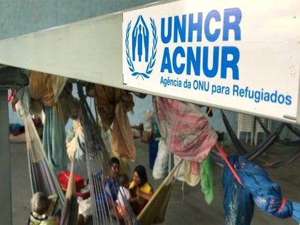 La ACNUR tiene un papel fundamental en la contención de la comunidad indígena en Venezuela
