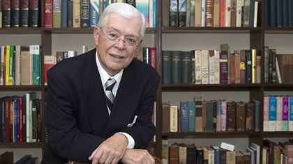 Managua 17 de mayo 2019 Francisco Xavier Aguirre Sacasa, ex canciller de Nicaragua. (Foto Jader Flores/ Cortesía LA PRENSA)