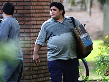 Diego Maradona en el verano en que su corazón dijo basta
