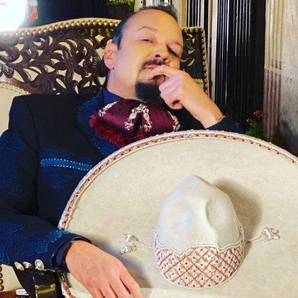 Pepe Aguilar no se quedó callado ante las declaraciones de Natanael Cano (IG: pepeaguilar_oficial)