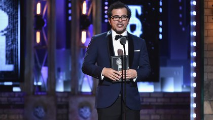 NEW YORK, NY - JUNE 10: John Leguizamo presents an award onstage during the 72nd Annual Tony Awards at Radio City Music Hall on June 10, 2018 in New York City.   Theo Wargo/Getty Images for Tony Awards Productions/AFP