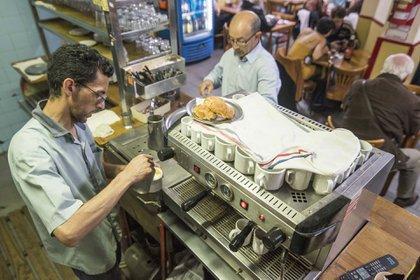 """El café """"customizado"""", uno de los clásicos del """"Varela Varelita"""""""