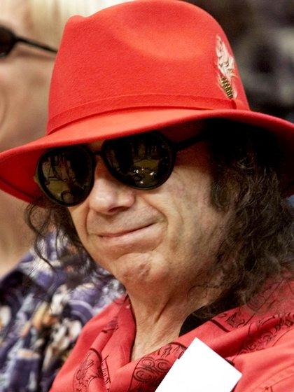 Spector en una foto de junio de 2001 (Reuters/ Mike Blake/ archivo)
