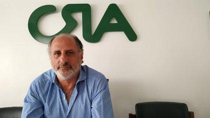 Jorge Chemes, presidente de Confederaciones Rurales Argentinas