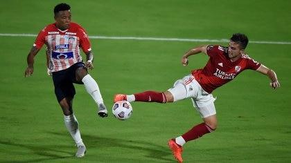 River empatò ante Junior por la Libertadores