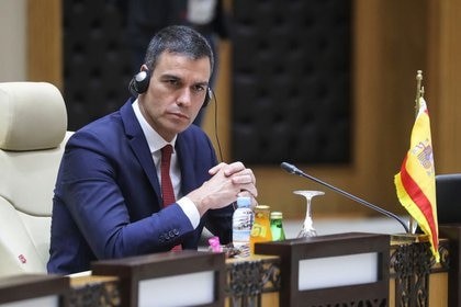 Foto de archivo del presidente del Gobierno español, Pedro Sanchez.  Jun 30, 2020. Ludovic Marin /Pool via REUTERS