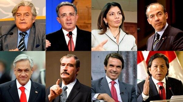 """Diecinueve ex presidentes iberoamericanos denuncian la """"alteración democrática"""" en Venezuela"""