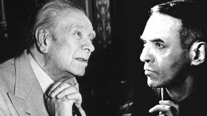 Jorge Luis Borges y Xul Solar