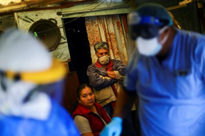 El camino y acciones que llevaron a Campeche hasta el color amarillo del semáforo epidemiológico (Foto: REUTERS/Edgard Garrido)