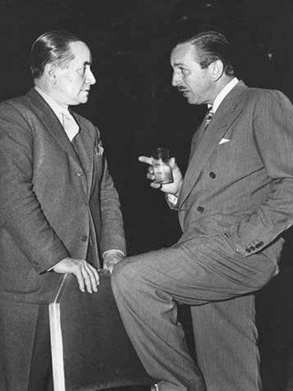 Molina Campos y Walt Disney