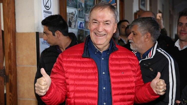 Gobernador Schiaretti: pieza clave en Alternativa Federal y amigo de Macri