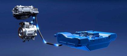 El e-POWER es un sistema que desarrolla Nissan en exclusiva (Nissan)