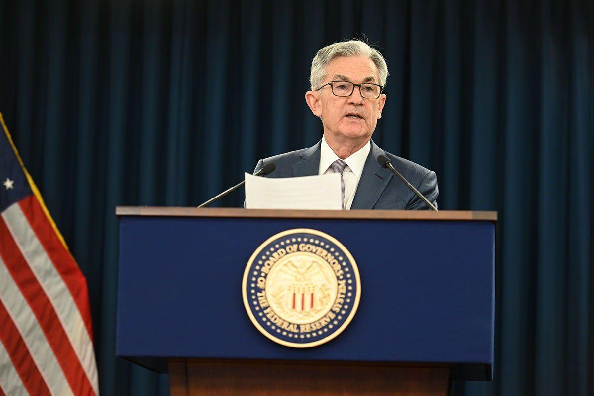 El presidente de la Fed, Jerome Powell