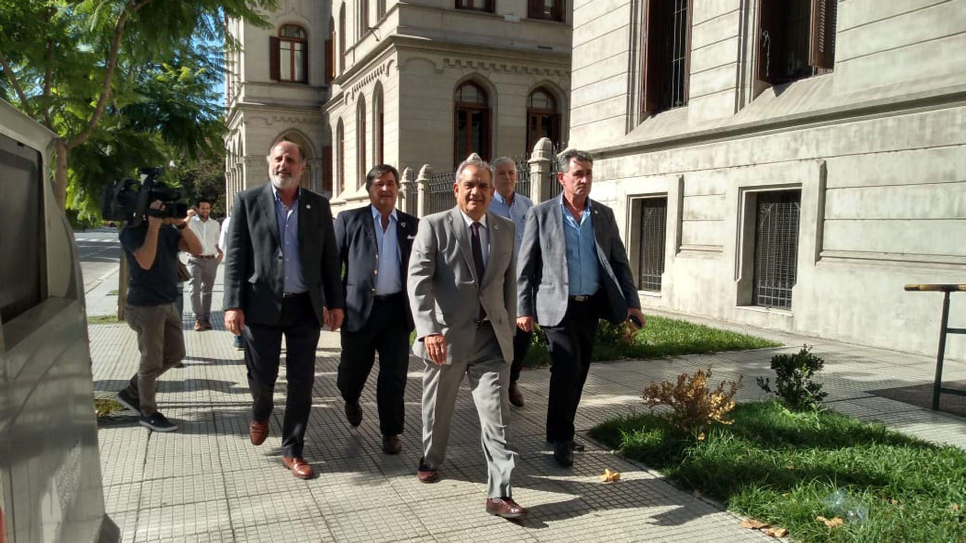 Los dirigentes de la Mesa de Enlace opinaron sobre el aumento de casos de tomas de tierras