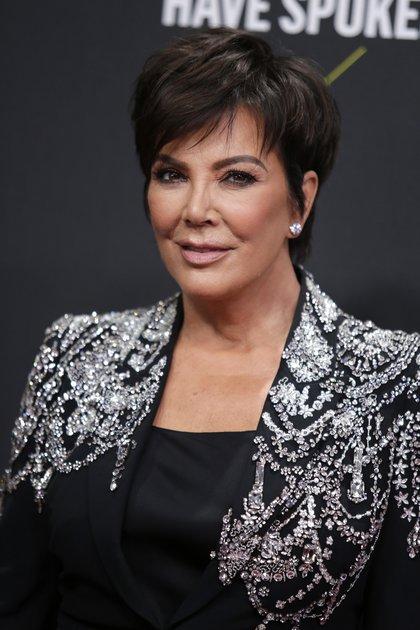 Peoples Choice Awards - Arrivals - Santa Monica, California, U.S., November 10, 2019 - Kris Jenner. REUTERS/Monica Almeida