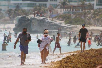 Cancún, Quintana Roo. 18 de abril de 2021.