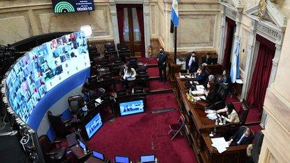 Los traslados de los jueces se tratarán en el Senado este miércoles  (CELESTE SALGUERO/Comunicación Senado).-