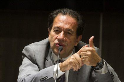 Alejandro Mohar Betancourt dimitió como renuncia como comisionado de Institutos Nacionales de Salud (Foto: Cuartoscuro)