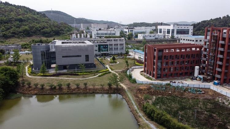 El laboratorio queda solo a 15 kilómetros del mercado donde las autoridades chinas aseguran que nació el virus
