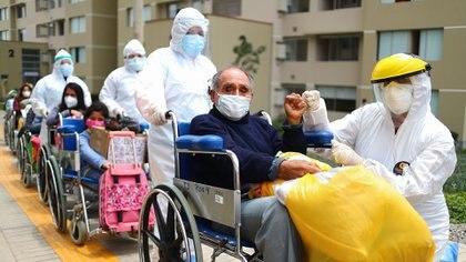 El 10% de las personas experimentan una enfermedad prolongada después del COVID-19 (EL COMERCIO / ZUMA PRESS / CONTA/ Europa Press)