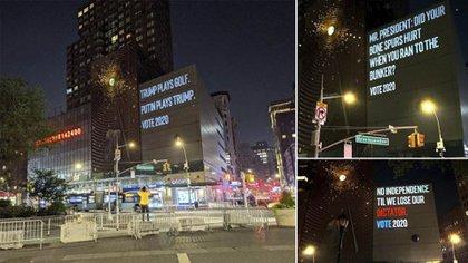 Las proyecciones de Bryan Buckley en NY (@obeeeeeeeone)