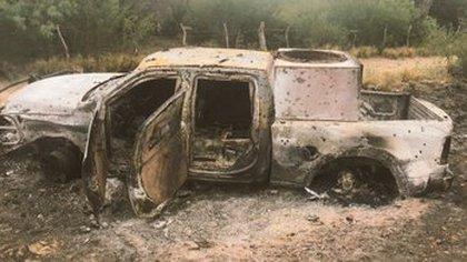 La batalla entre el Cártel del Noreste y Golfo dejó dos muertos, este fin de semana en Nuevo León (Foto: Twitter/LPueblo2)