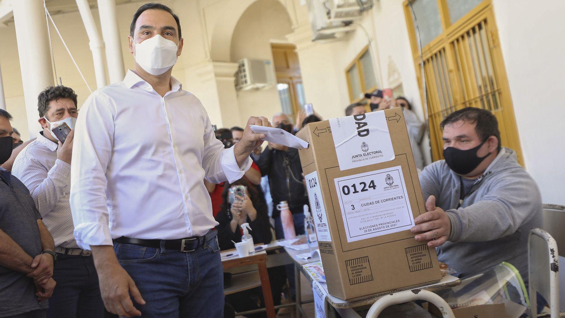 Elecciones Corrientes