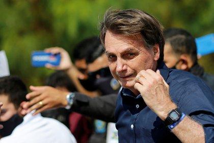 El presidente brasileño Jair Bolsonaro. Foto: REUTERS/Adriano Machado