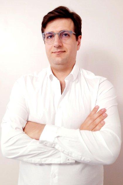 Muhannad Ismael, responsable de la iniciativa (EFE)