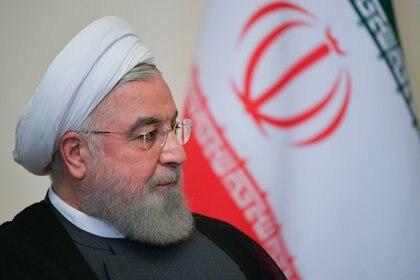 El presidente iraní Hassan Rouhani. Foto: Reuters