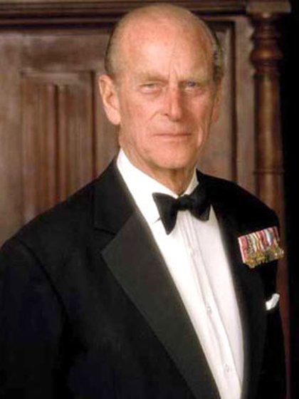 El príncipe Felipe, Duque de Edimburgo, fue presidente de 800 organizaciones benéficas