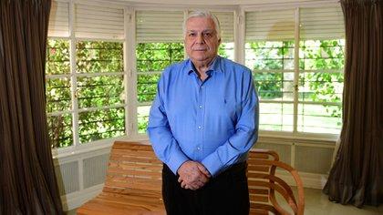 Marcelo Argüelles, dueño y presidente de Sidus (Maximiliano Luna)