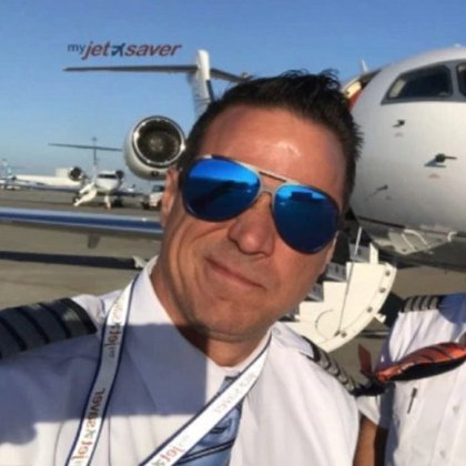 Victor Mones Coro, el piloto venezolano que pasará cuatro años y medio de prisión por facilitar viajes al régimen de Maduro