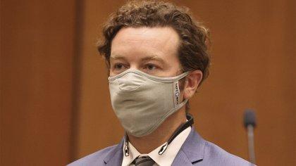 Danny Masterson apareció por primera vez desde su arresto (Foto: Reuters)