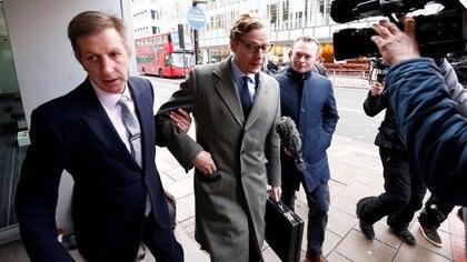 Alexander Nix, CEOde Cambridge Analytica (REUTERS/Henry Nicholls/File Photo)