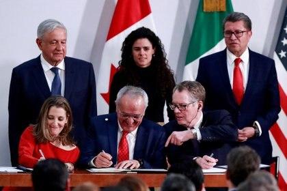 Seade dirigió el equipo de negociación mexicano para modernizar el acuerdo comercial entre México, Estados Unidos y Canadá. (Foto: Henry Romero/Reuters)