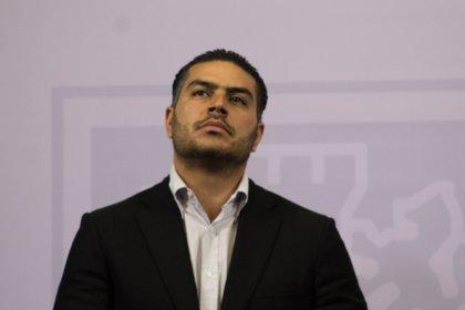 En la imagen, Omar García Harfuh, secretario de Seguridad Pública de la CDMX (Foto: Archivo)