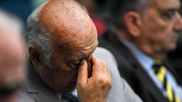 Rubén Beraja (AFP)